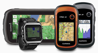 Add the latest maps to your Garmin outdoor GPS device